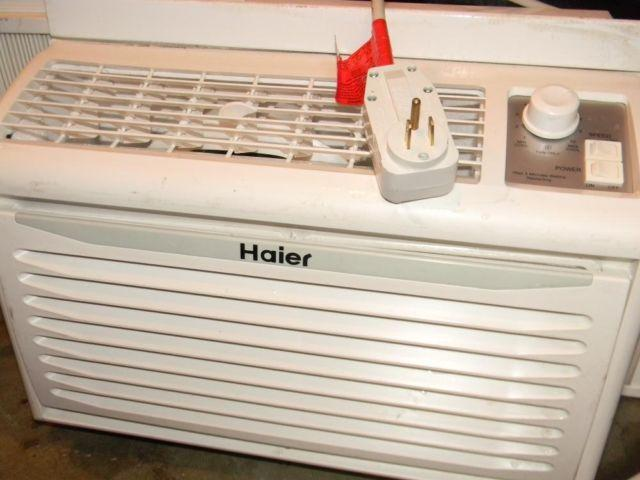 Haier Window Air Conditioner, Model HWF05XC7-2, White
