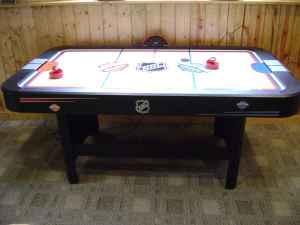 Halex Rival Air Hockey Table - $100 Fremont