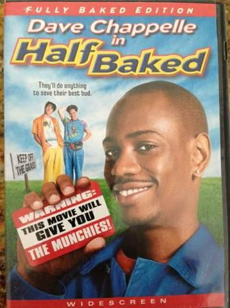***HALF BAKED - WIDE SCREEN*** - $5