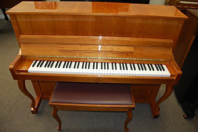 Hallet & Davis Upright Piano $1,850.
