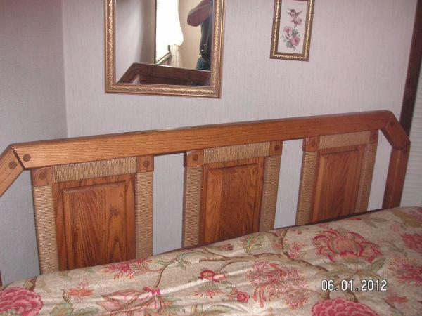 Hallmark Oak Bedroom Set Derby Ks For Sale In Wichita Kansas