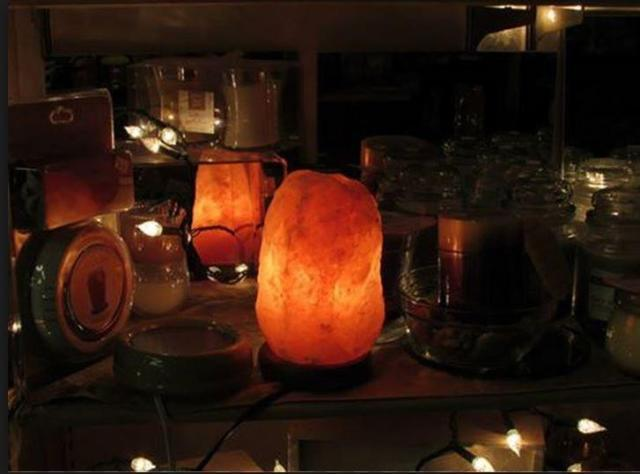 Do Salt Lamps Expire : Halloween himalayan salt lamp excellent for environment and health for Sale in San Diego ...