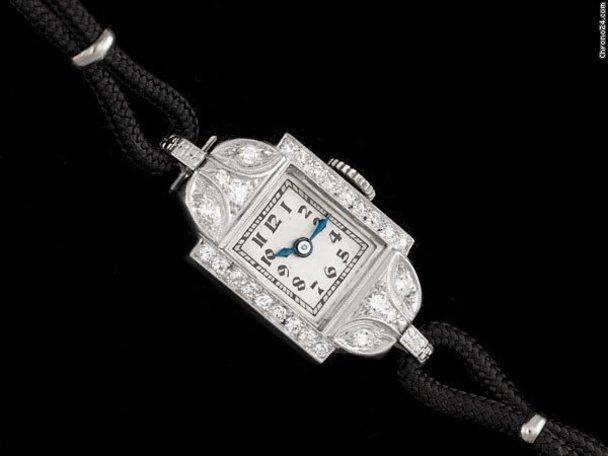 Diamond Lady Watch Images