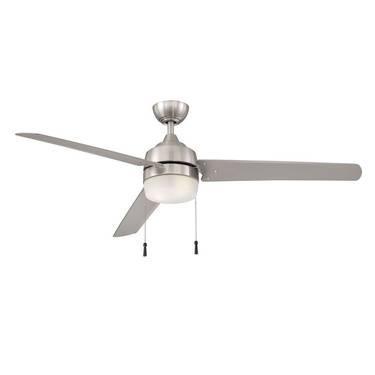 Listed ceiling fan model c52