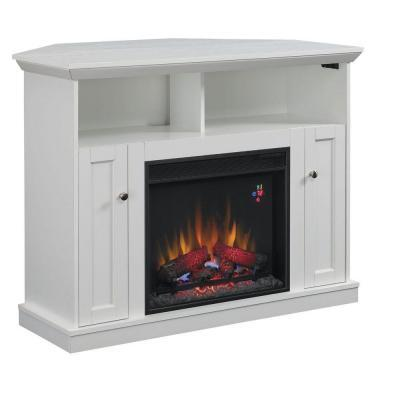 Hampton Bay Charles Mill 46 In Convertible Media Console
