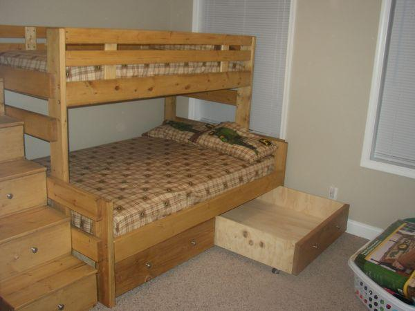 Hand Made Bunk Beds For Sale In Ames Iowa Classified