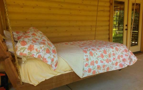 Hand Made Hanging Beds For Sale In Sherman Texas
