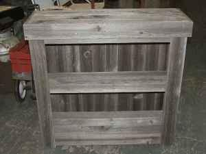 Handmade Rustic Bookcase Catoosa For Sale In Tulsa