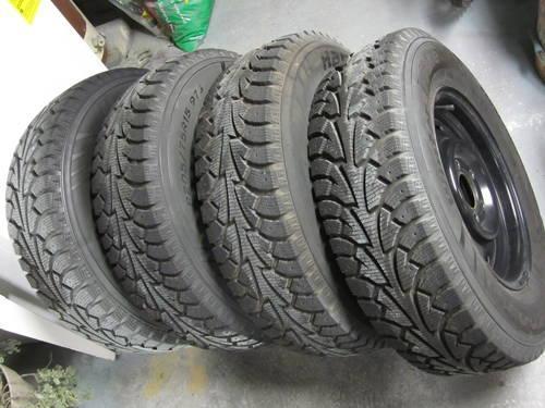 Stevens Creek Jeep >> Hankook Winter-I Peak Tires and wheels for Sale in ...