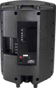 harbinger 15 powered dj pa speakers new pair orange culpeper va for sale in charlottesville. Black Bedroom Furniture Sets. Home Design Ideas