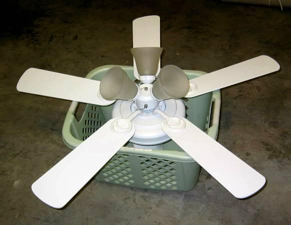 Harbor Breeze 42 Inch Ceiling Fan With Light Kit For