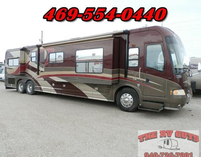 Hard to believe this is a 2007 45ft diesel pusher by for Hunt valley motor coach tours