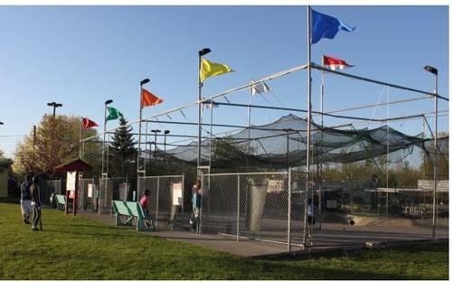 Hardball  Softball Batting Cage Machines Equipment for SALE