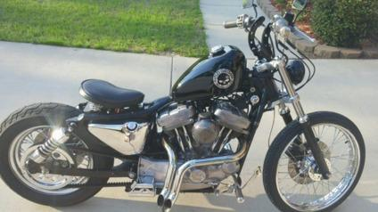 Harley Bobber Classifieds