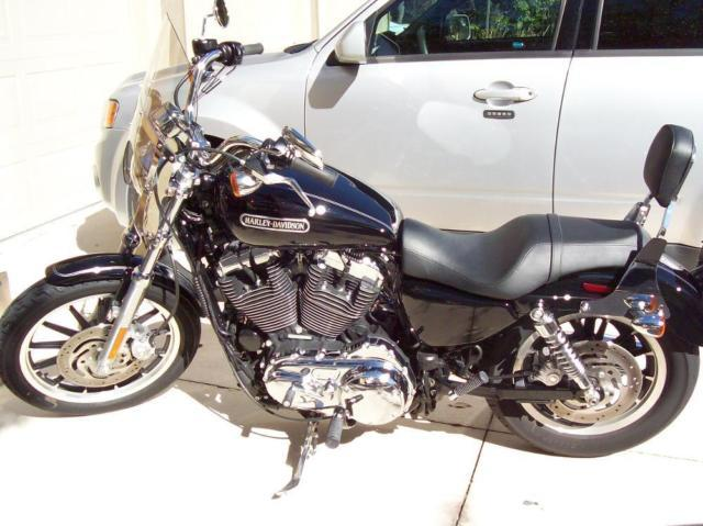 Harley Davidson, $6400 Or Best Offer 2009 Sportster