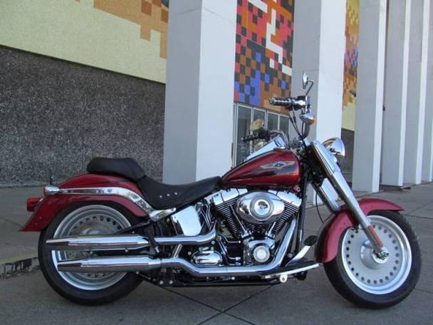 Harley Davidson Fatboy FLSTF for Sale in Arlington Texas