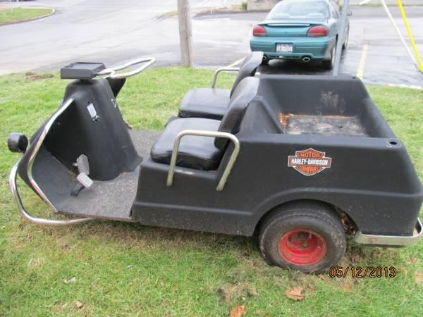 Harley       davidson       golf       cart     for Sale in Vernon  New York Classified   AmericanListed