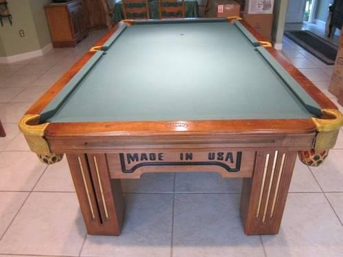 Slate Pool Table For In Florida Classifieds And Page 9 Americanlisted