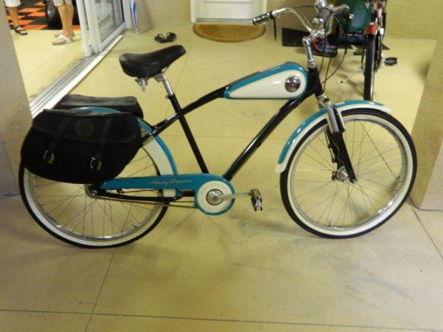Harley Davidson Velo Glide Ultra and Velo Glide Bicycle