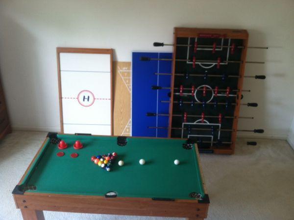 Harvard 6 In 1 Foosball Table Newport News For Sale In