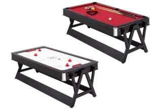 Charmant Harvard 7u0027 Pool Table/Air Hockey Combo   $250