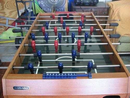 HARVARD Foosball Air Hockey Pool Table Ping Pong U0026 More