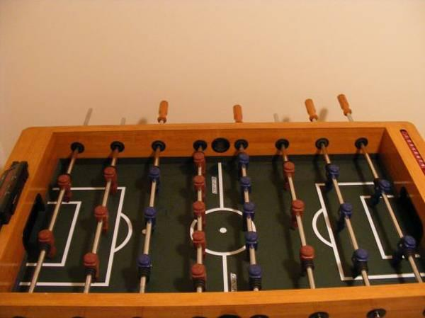 Harvard Foosball Table For Sale In Roscoe Illinois