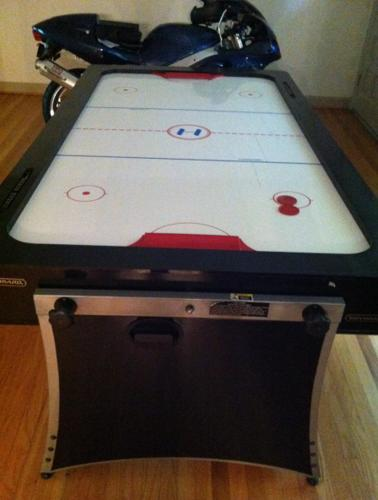 Harvard Mulit-Game Table
