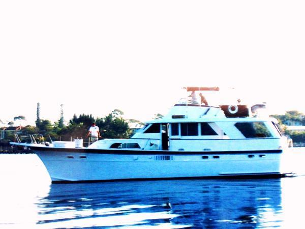 Hatteras 53 Motor Yacht For Sale In Dania Florida