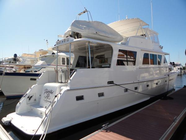 Hatteras Motor Yacht For Sale In West Palm Beach Florida