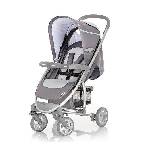 Hauck Malibu Stroller and Car Seat Adaptor - Grey