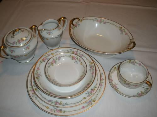 Haviland Limoges Porcelain China