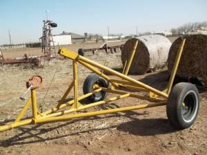 hay buggy - $500 (Wolfforth)