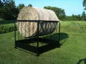 hay saver hay cradle cattle feeder faucett mo for sale