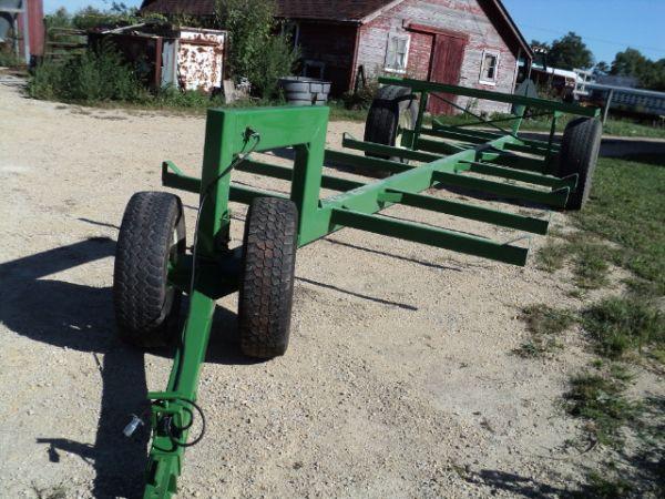 hay trailersroundbig square iowa  sale  quincy illinois classified americanlistedcom