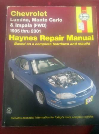 monte carlo 2001 manual best setting instruction guide u2022 rh ourk9 co 1999 Monte Carlo SS 2008 Monte Carlo SS