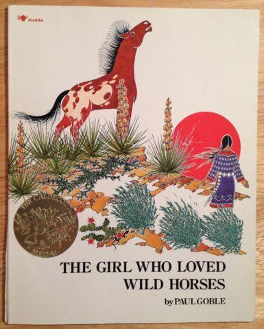 he Girl Who Loved Wild Horses Paperback – March 31,