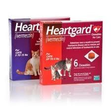 Heartgard Chewables for Cats: Free shipping on all