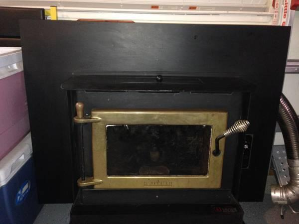Heat Tech Pellet Stove Insert For Sale In Chico