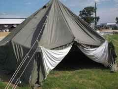 Heatable Hunting tents - $350 (elko)