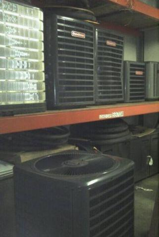 Heating And Air Conditioning Furnace Coil Condenser