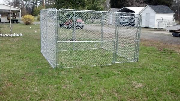 Chain Link Dog Kennels For Sale In Nc