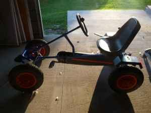 Heavy Duty Adult Pedal Go-Kart - $75 (Lake Hamilton)