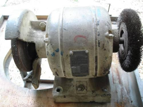 Incredible Heavy Duty Bench Grinder For Sale In Mahwah New Jersey Andrewgaddart Wooden Chair Designs For Living Room Andrewgaddartcom