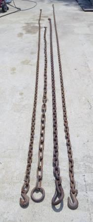 Heavy Duty Chains & Tire Chains - $25