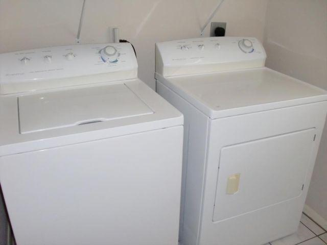 Heavy Duty Frigidaire Gallery 13 Cycles Washer And