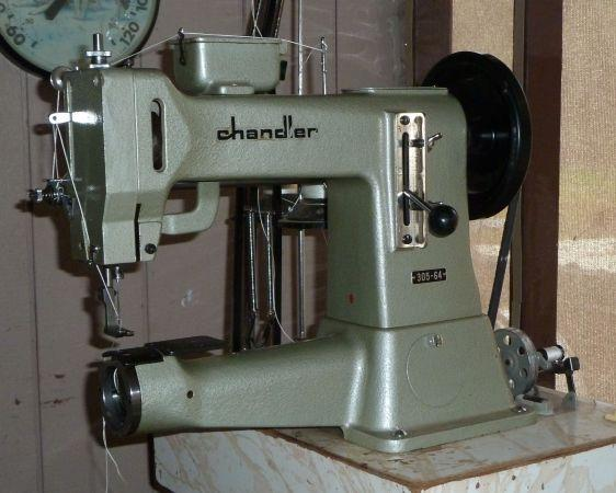 heavy duty sewing machine leather