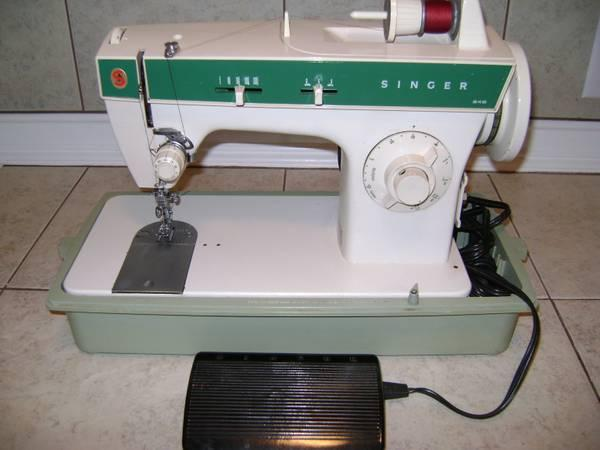Singer Sewing Machine For Sale In New York Classifieds Buy And Magnificent 13608m Singer Sewing Machine
