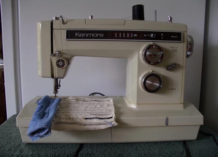 kenmore heavy duty sewing machine
