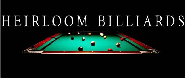 Heirloom Billiards Pool Table Services For Sale In Edisonville - Billiard table services